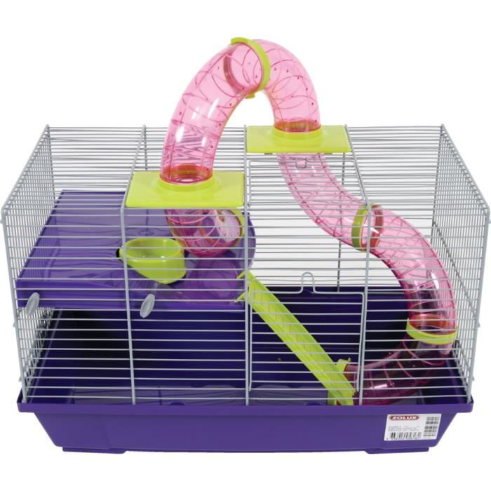 cage hamster nain noisette prestige achat vente cage. Black Bedroom Furniture Sets. Home Design Ideas