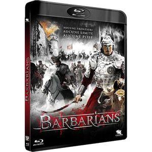 BLU-RAY FILM Blu-Ray Barbarians