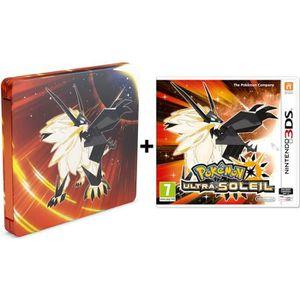 JEU 3DS Pokémon Ultra-Soleil Jeu 3DS - Édition Collector