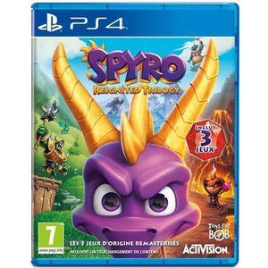 JEU PS4 Spyro Reignited Trilogy Jeu PS4