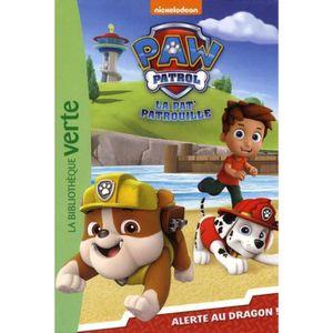 Livre 6-9 ANS Paw Patrol La Pat' Patrouille Tome 8 : Alerte au d