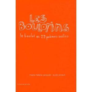 Livre 6-9 ANS Les Boulotins
