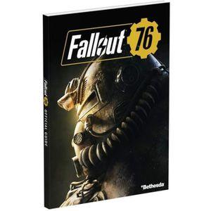 GUIDE JEUX VIDÉO Guide de jeu Fallout 76 - Edition Standard