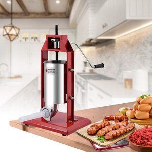POUSSOIR À SAUCISSES Poussoir à Saucisses 3L Machine à Saucisse Vertica