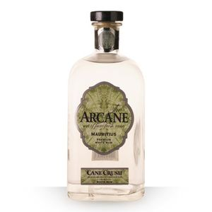 RHUM Rhum The Arcane Cane Crush 70cl - Rhum Rhum Blanc