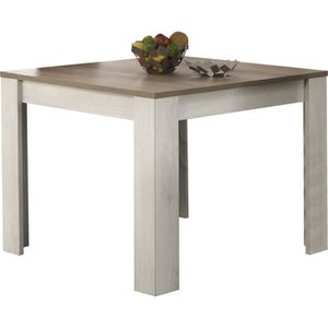 Table a manger carree pas cher conceptions de maison for Table a manger carree