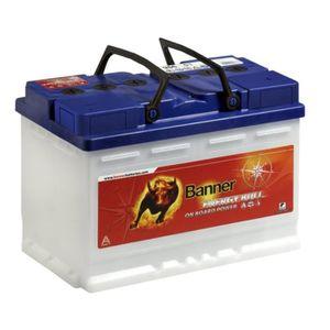 MOTEUR ÉLECTRIQUE Batterie de traction Banner Energy Bull 100A