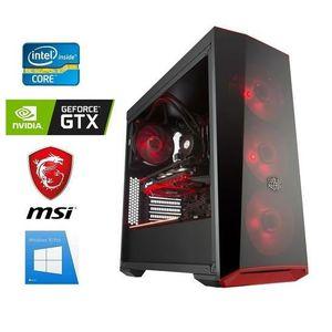 UNITÉ CENTRALE  PC Gamer I9-9900K - GeForce GTX 1650 4GO - 64GO RA