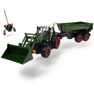 KIT MODÉLISME Dickie Toys 201119266 - Tracteur - Radiocommandé O