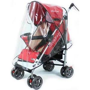 HABILLAGE PLUIE  ELENXS@ Couverture pour bébé Carriage poussette un