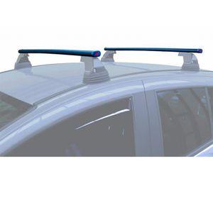 2009 Barres de toit en aluminium Opel Meriva 2003
