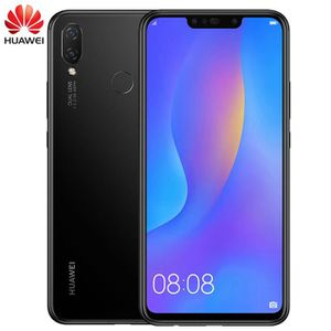 SMARTPHONE Huawei Nova 3i 128 Go Noir EU INE-LX2r 6.3 Pouces