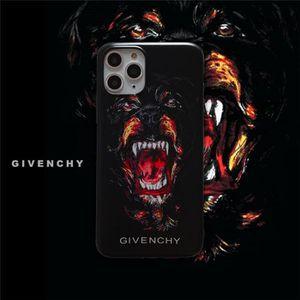 coque iphone 8 plus 7 plus givenchy noir premium 1