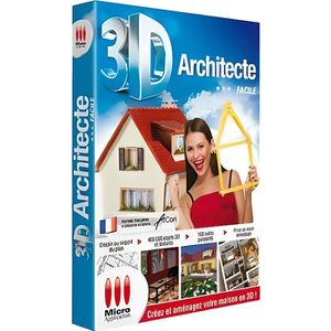 Jeux architecte 3d prix pas cher cdiscount for Architecte 3d video