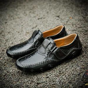 MOCASSIN Hommes Moccasins Mode Beau des chaussures de condu