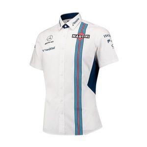 T-SHIRT SHIRT gents Williams Martini F1 Formula One 1 Merc