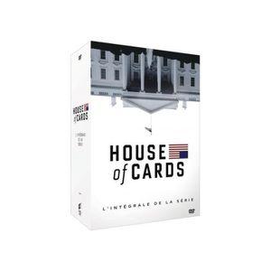 DVD SÉRIE Coffret Intégrale House Of Cards, Saisons 1 à 6 [D
