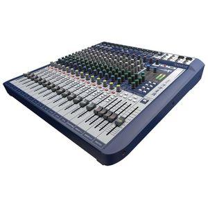 TABLE DE MIXAGE 16 craft Signature sound