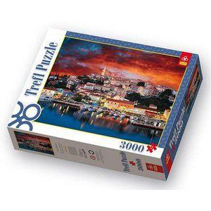 PUZZLE Puzzle 3000 pièces - Istria, Croatie