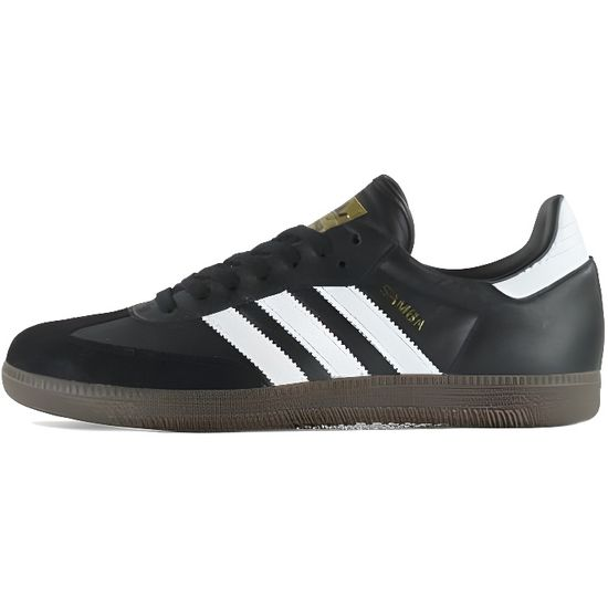 Basket adidas Originals World Cup Samba FB - Ref. CQ2094 Noir Noir - Achat / Vente basket