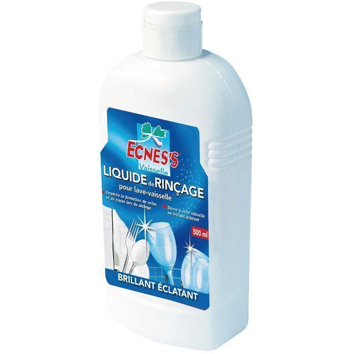Liquide de rinçage pour lave-vaisselle - 500 mL