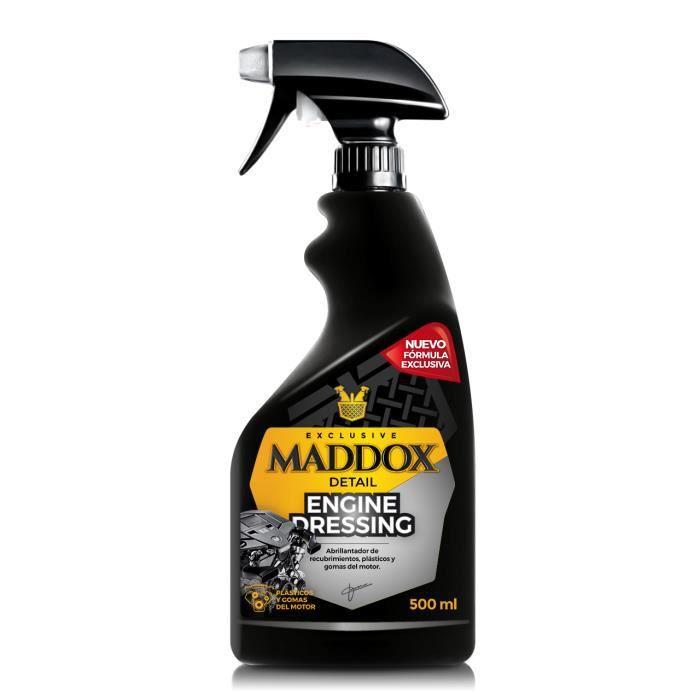 MADDOX DETAIL - ENGINE DRESSING. Lustreur de caches, plastiques et joints moteur