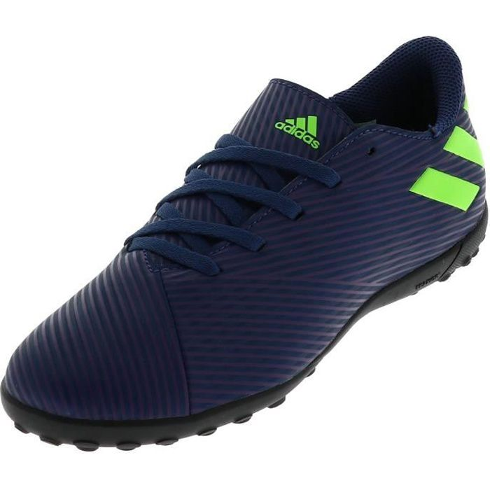 Chaussures football stabilisées Nemeziz turf 19.4 jr - Adidas