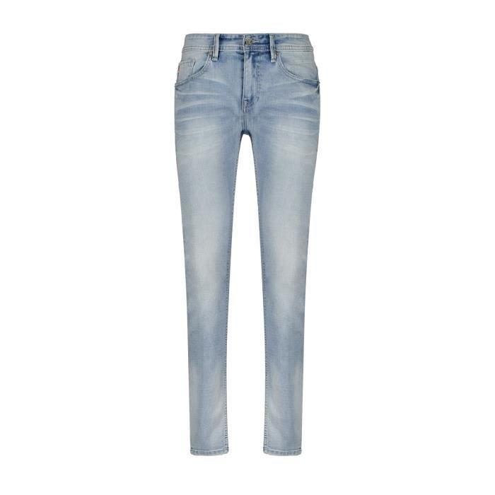 DEELUXE Jeans slim CARLOS Bleach Used