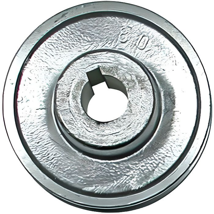 Poulie en aluminium 19mm RIBIMEX