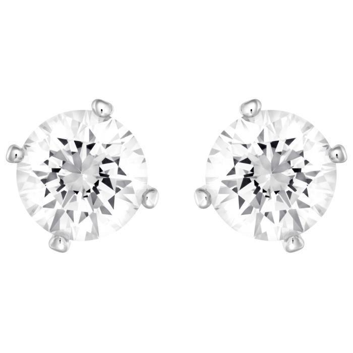 Boucles d'oreilles Swarovski Attract Pearl