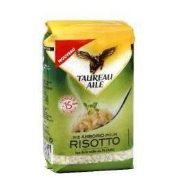 Riz pour risotto 500 g Taureau Ailé