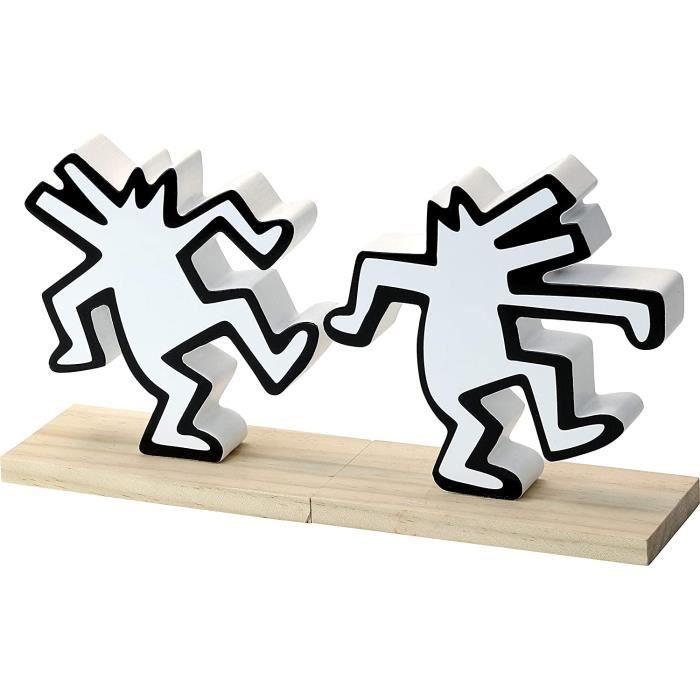 Vilac - Serre-livres Keith Haring - VILAC