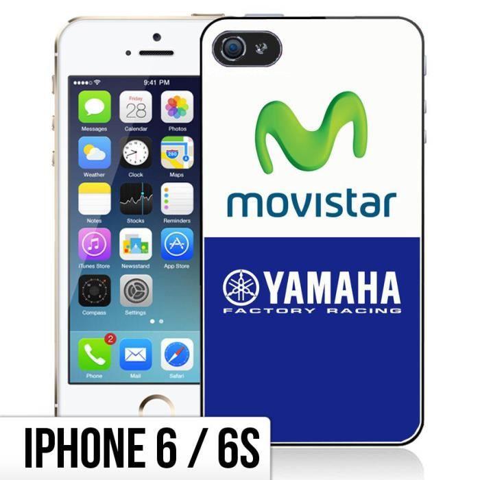 coque iphone 6 6s yamaha factory movistar