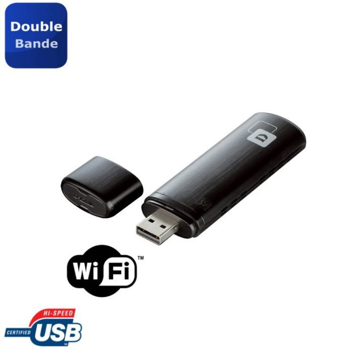 d link cl usb wifi 300mbps dual band dwa 182 prix pas cher cdiscount. Black Bedroom Furniture Sets. Home Design Ideas