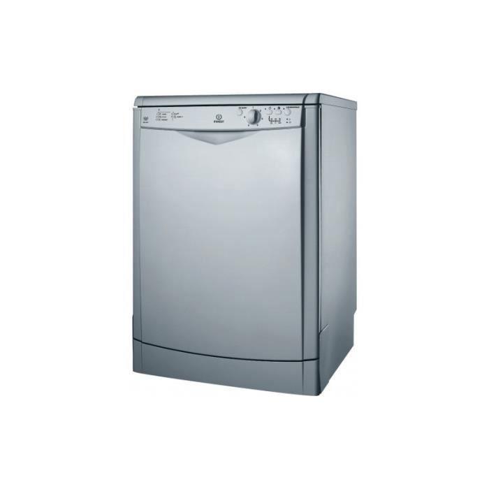 LAVE-VAISSELLE Lave-vaisselle 60 cm INDESIT - DFG 254 B NXFR • La