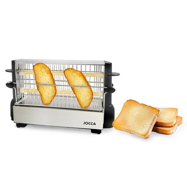 grille pain vertical 500w achat vente grille pain toaster cdiscount. Black Bedroom Furniture Sets. Home Design Ideas