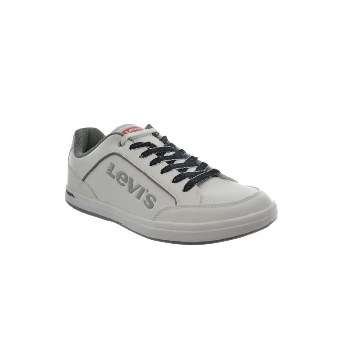 baskets mode levis acces 223701 blanc
