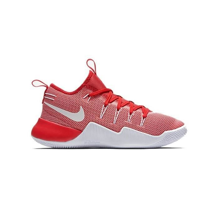 Chaussure Basketball Hypershift TB femme pour de Nike rouge