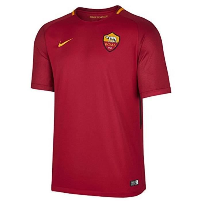 Maillot entrainement ROMA vente