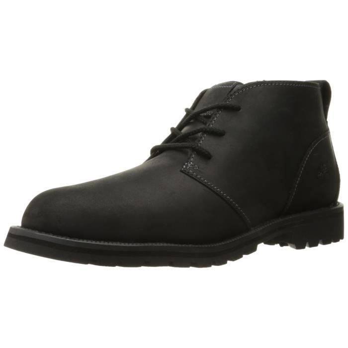 Timberland cuir 42 hommes chukka Bottes en Taille pour YUHC4 EWH29ID