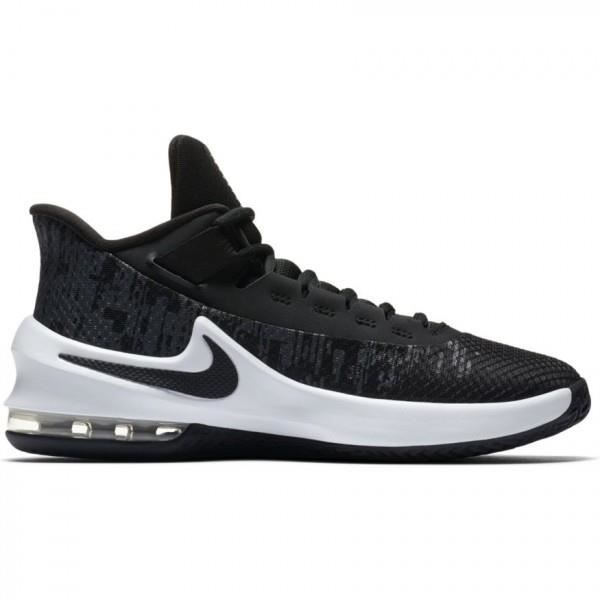 39d08df22a8 Chaussures de Basketball Nike Air max Infuriate II (GS) Noir pour junior