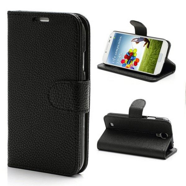 Etui samsung galaxy s4 housse portefeuille suppo achat for Housse samsung galaxy s4