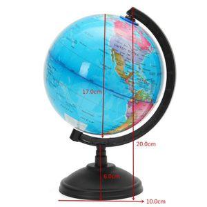 Monde savant illuminée monde globe géographie politique Children/'s Globe NEUF