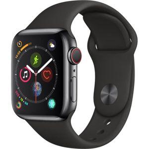 MONTRE CONNECTÉE AppleWatch Series4 GPS+Cellular 40mm Boîtier e