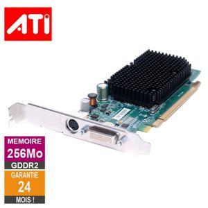 CARTE GRAPHIQUE INTERNE Carte graphique ATI X1300 Pro 256Mo GDDR2 PCI-e DM