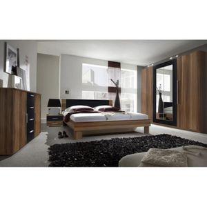 Chambre A Coucher Adulte Complete Avec Lit 200x200 Achat Vente