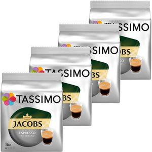 CAFÉ CD-960Tassimo Jacobs Espresso café ristretto, d'un