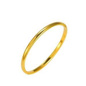 Nouvelle pure 24K Or Jaune Pixiu perle noir en mailles Ring Taille 7