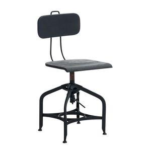 CHAISE CLP Chaise de cuisine RANCH, assise en bois, chais