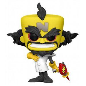 FIGURINE DE JEU Figurine Miniature FUNKO Jeux Pop: Crash Bandicoot
